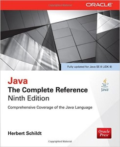 Java The Complete Reference, 9th Edition, Herbert Schildt, TMH