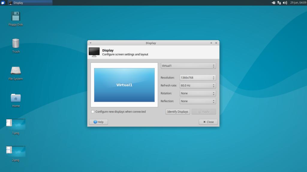 Displaying xUbuntu in fullscreen using VMWare - My Blog